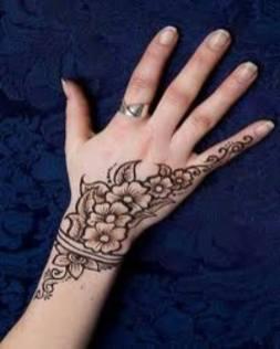 Bridal Eid Mehndi Designs For Summer Events 2