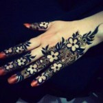 Bridal Eid Mehndi Designs