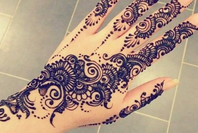 Fancy Mendi Designs