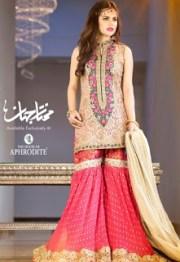 Mumtaz Jehan Bridal Eid Dresses By House Of Aphrodite 2016 3