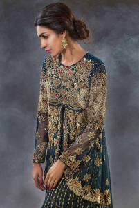 Summer Formal Bridal Wear By Nadia Farooqui 2016 3