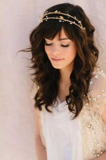 Summer Wedding Hairstyles With Veil For This Season 6