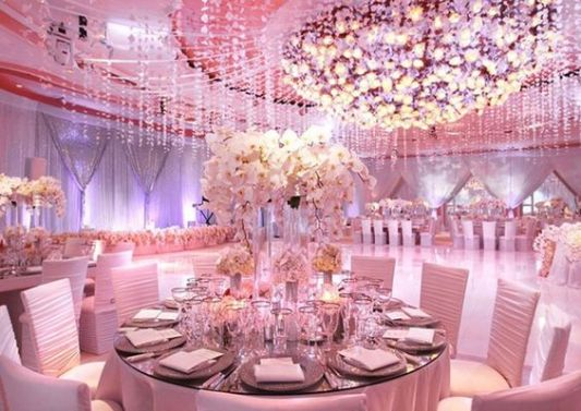 Wedding Hall Decoration Themes And Ideas 2016 3