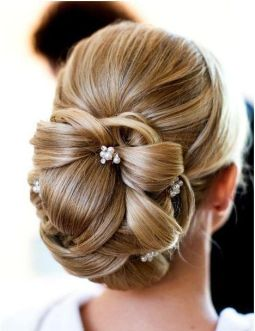 Any Day Bridal Hairstyles That Can Be Worn After Wedding 7