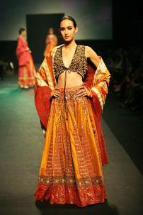 Indian Bridal Formal Lehenga Dresses Summer-Autumn 2