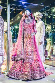 Luxury Indian Lehenga Dresses For Brides 4