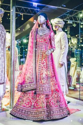 Luxury Indian Lehenga Dresses For Brides 4