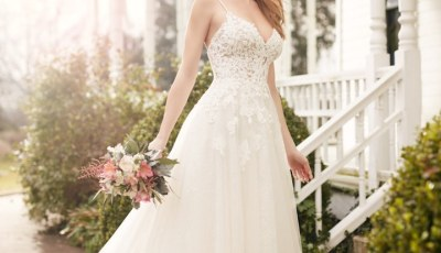 Martina Liana Fall Bridal Collection