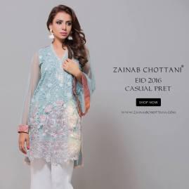 Zainab Chottani Bridal Formal Wear Summer 2016 13