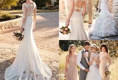 Essence Australia Fall Bridal Collection 2016-17