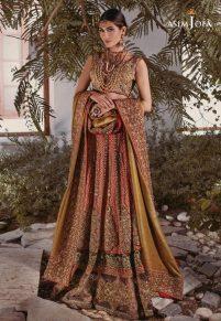 Asim Jofa Bridal Lehenga Designs For Pakistani Brides 2017 4