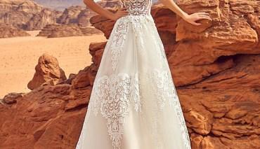 Oksana Mukha Glamorous Wedding Gowns 2018