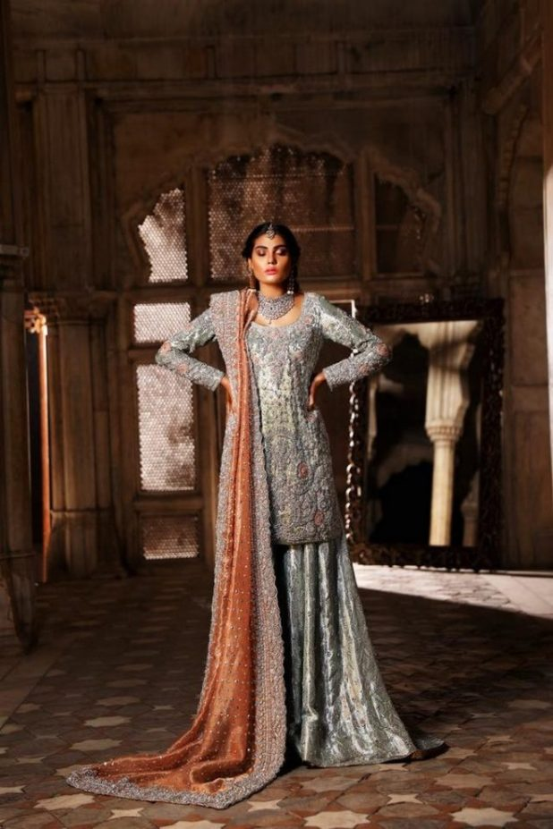 Annus Abrar Shehnaai Bridal Collection 2018
