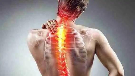 Shoulder Blade Pain Relief