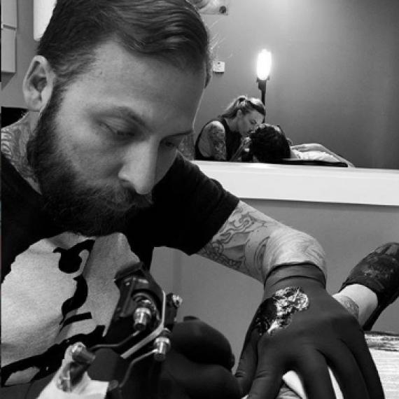 Dallas Tattoo Artist Portfolio