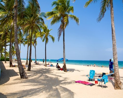 Voyager Beach Resort Treasure Island Florida
