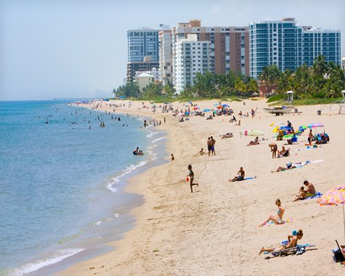 Tropic Sun Towers Daytona Beach Florida