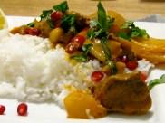 Red Curry w/ Wild Venison