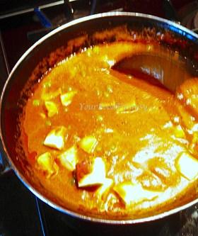 matar paneer preparation recipe - yourfoodfantasy by meenu gupta