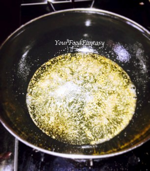 matar-paneer preparation recipe - yourfoodfantasy by meenu gupta