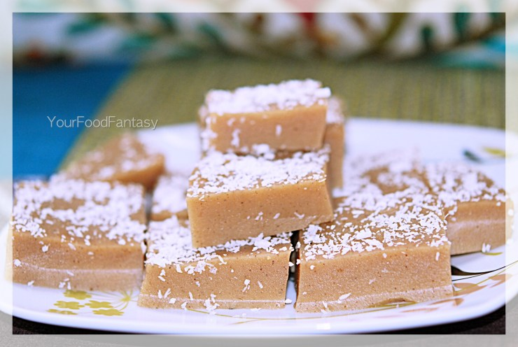 singhara halwa at your food fantasy