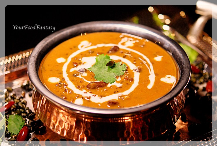 How to make Dal Makhni