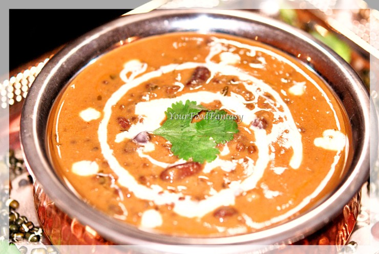 Restaurant Style Dal Makhni Recipe
