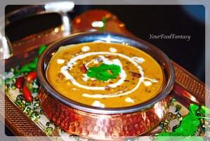 Dal Makhni Recipe at yourfoodfantasy.com