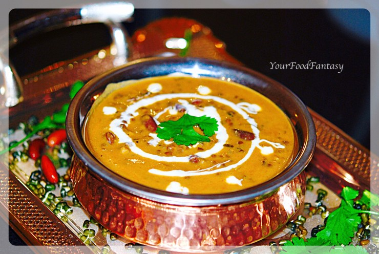 Dal Makhni Recipe at yourfoodfantasy.com