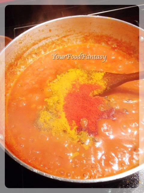 Kadai Paneer prepration at yourfoodfantasy.com by meenu gupta | Follow and like us at https://www.facebook.com/yourfoodfantasy