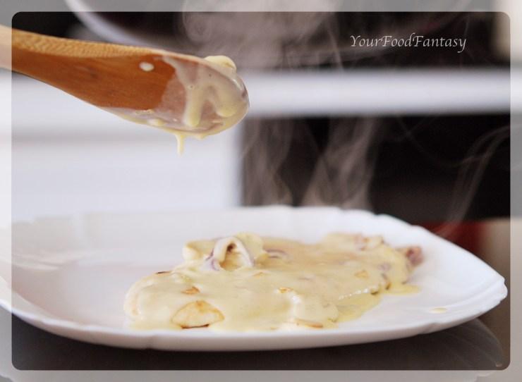 bruschetta con funghi at your food fantasy