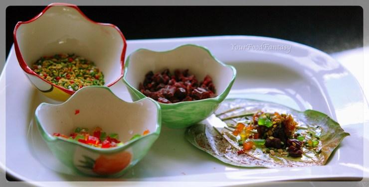 paan making | paan recipe | betel leaves | betel recipe | yourfoodfantasy