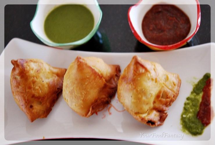 Punjabi samosa   yourfoodfantasy by meenu gupta