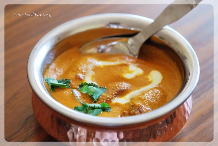 Malai Kofta recipe - YourFoodFantasy.com