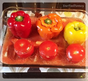 How to make Gemista | Your Food Fantasy