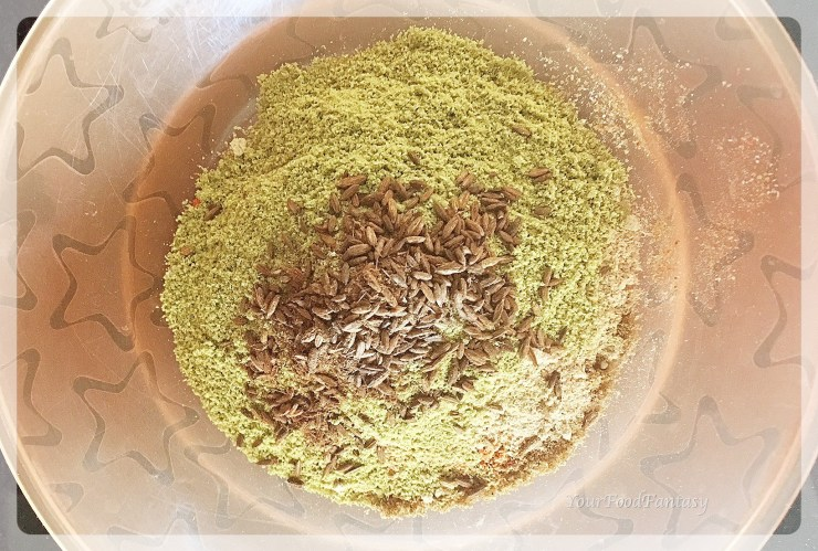 Masala for Bharwa Baingan | yourfoodfantasy.com by meenu gupta