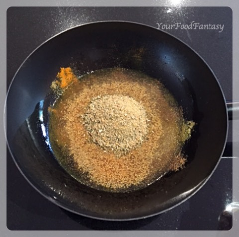 Chilli Pickle Making Process | YourFoodFantasy.com