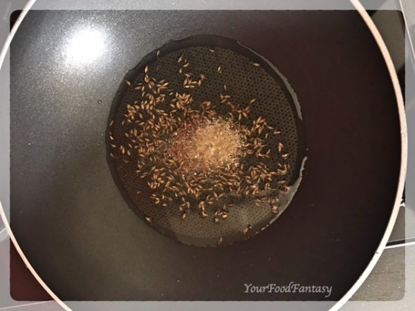 Matar Mushroom Recipe | YourFoodFantasy.com