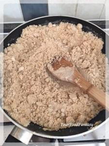 Wheat Flour Ladoo Recipe | YourFoodFantasy.com