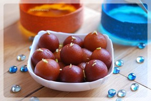 Easy Gulab Jamun recipe | Your Food Fantasy