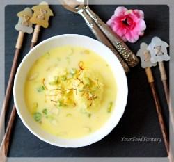 How to make Rasmalai at home | YourFoodFantasy.com by Meenu Gupta