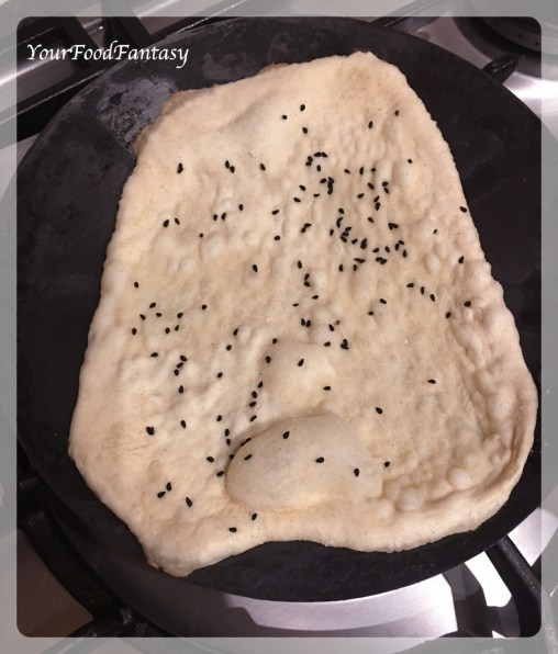 Tawa Butter Naan Recipe | Your Food Fantasy by Meenu Gupta