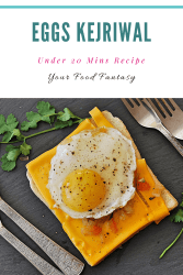 Eggs Kejriwal Recipe - Your Food Fantasy