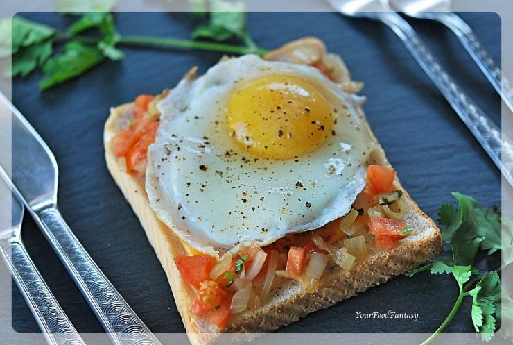 Eggs Kejriwal | Dhishoom Restaurant Recipe | Your Food Fantasy