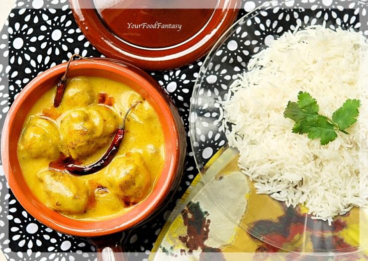 Punjabi Kadhi Recipe | Your Food Fantasy by Meenu Gupta