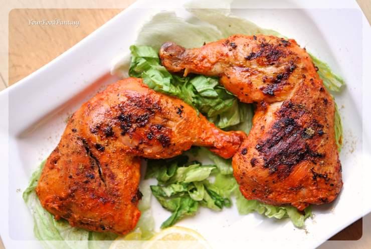 Chicken Recipe | Chicken Tangdi Recipe or Fiery Chicken Leg Recipe | Your Food Fantasy