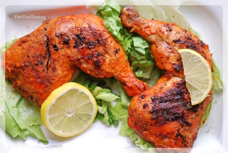 Chicken Leg Recipe | Chicken Tangdi Recipe or Fiery Chicken Leg Recipe