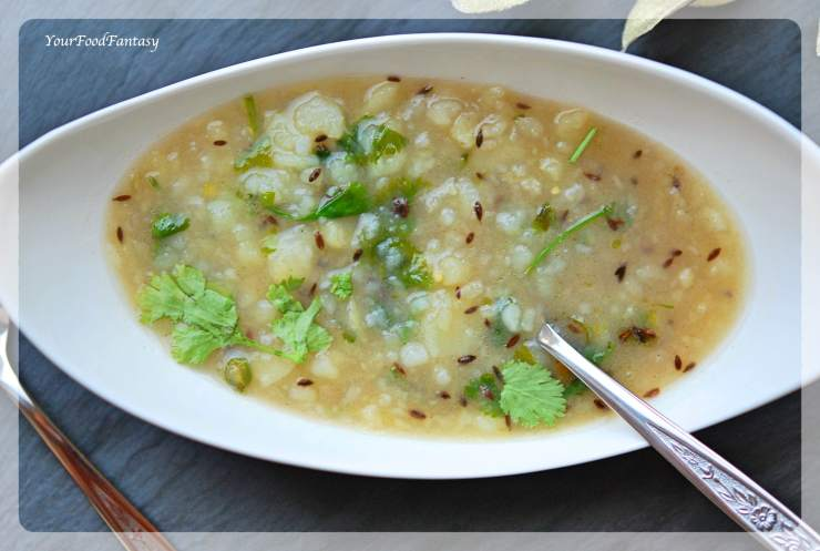 Falahari Aalo Ke Sabzi | Potato Curry for Vrat | Your Food Fantasy
