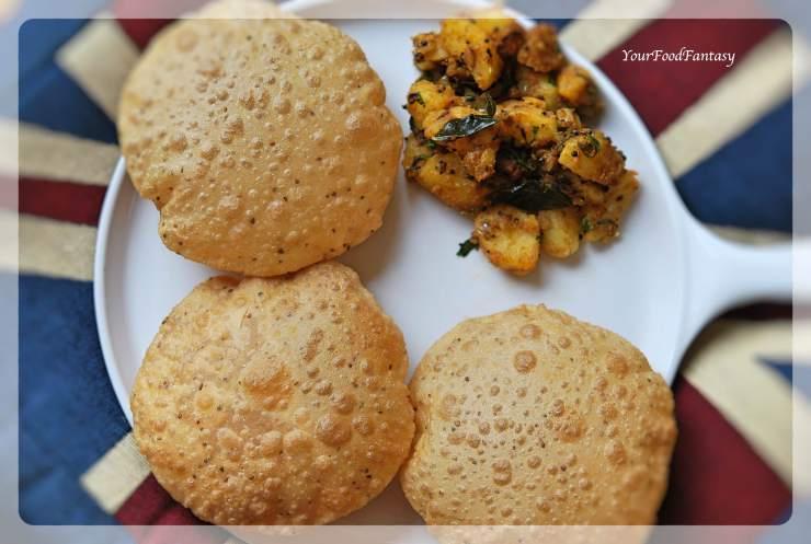 Ajwain Ke Puri | Your Food Fantasy
