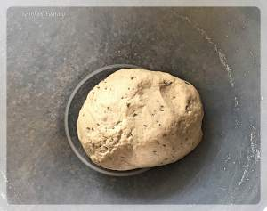 Dough for Ajwain Poori | Your Food Fantasy